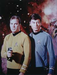 Star Trek (TV) - 8 x 10 Color Photo #37