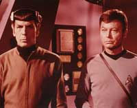 Star Trek (TV) - 8 x 10 Color Photo #46