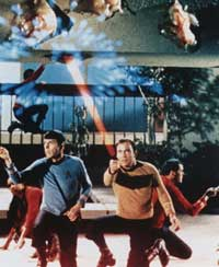 Star Trek (TV) - 8 x 10 Color Photo #48