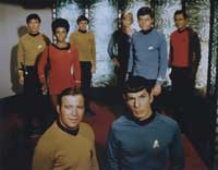 Star Trek (TV) - 8 x 10 Color Photo #51
