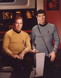 Star Trek (TV) - 8 x 10 Color Photo #63