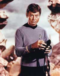 Star Trek (TV) - 8 x 10 Color Photo #75