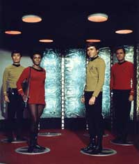 Star Trek (TV) - 8 x 10 Color Photo #77
