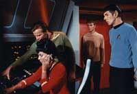 Star Trek (TV) - 8 x 10 Color Photo #78
