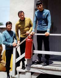 Star Trek (TV) - 8 x 10 Color Photo #81