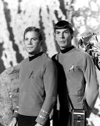Star Trek (TV) - 8 x 10 B&W Photo #3