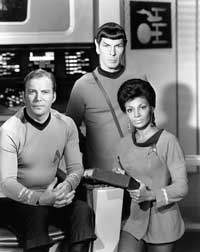 Star Trek (TV) - 8 x 10 B&W Photo #4