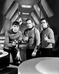 Star Trek (TV) - 8 x 10 B&W Photo #5