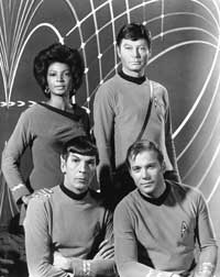 Star Trek (TV) - 8 x 10 B&W Photo #7