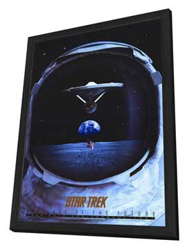 Star Trek TV Series 25th Anniversary - 27 x 40 Movie Poster - Style A - in Deluxe Wood Frame