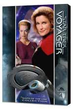Star Trek: Voyager - 11 x 17 TV Poster - Style N - Museum Wrapped Canvas