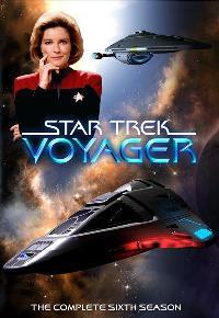 Star Trek: Voyager - 27 x 40 TV Poster - Style B