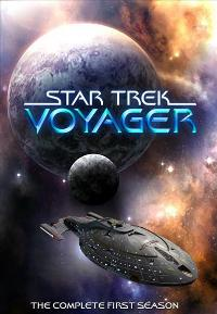 Star Trek: Voyager - 27 x 40 TV Poster - Style F