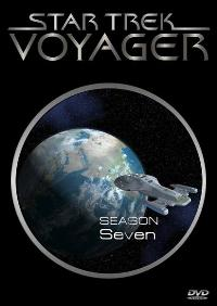 Star Trek: Voyager - 27 x 40 TV Poster - Style G