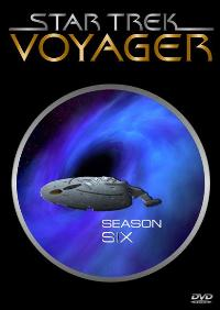 Star Trek: Voyager - 27 x 40 TV Poster - Style H