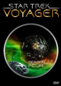 Star Trek: Voyager - 11 x 17 TV Poster - Style J