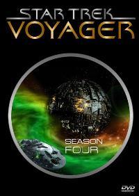 Star Trek: Voyager - 27 x 40 TV Poster - Style J