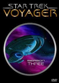 Star Trek: Voyager - 27 x 40 TV Poster - Style K