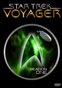 Star Trek: Voyager - 27 x 40 TV Poster - Style M