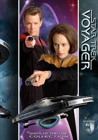 Star Trek: Voyager - 11 x 17 TV Poster - Style O