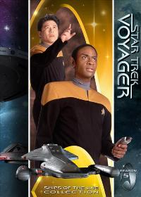 Star Trek: Voyager - 27 x 40 TV Poster - Style Q