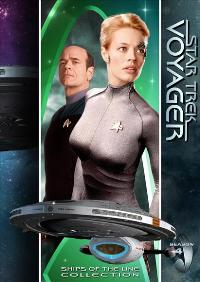 Star Trek: Voyager - 27 x 40 TV Poster - Style R