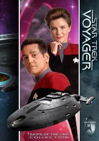 Star Trek: Voyager - 11 x 17 TV Poster - Style T