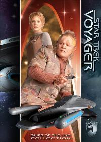 Star Trek: Voyager - 11 x 17 TV Poster - Style U