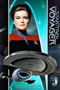 Star Trek: Voyager - 11 x 17 TV Poster - Style V