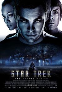 Star Trek XI - 11 x 17 Movie Poster - UK Style A