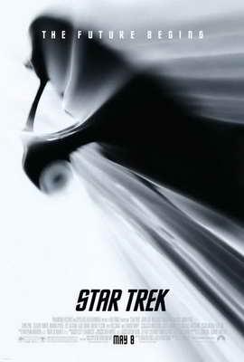 Star Trek XI - 11 x 17 Movie Poster - Style AA