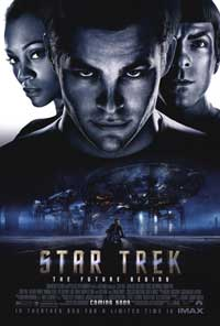 Star Trek XI - 43 x 62 Movie Poster - Bus Shelter Style H