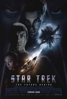 Star Trek XI - 27 x 40 Movie Poster - Style J