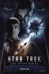 Star Trek XI - 43 x 62 Movie Poster - Bus Shelter Style G
