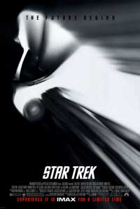Star Trek XI - 43 x 62 Movie Poster - Bus Shelter Style I