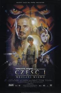 Star Wars: Episode I-The Phantom Menace (3D) - 27 x 40 Movie Poster - Polish Style A