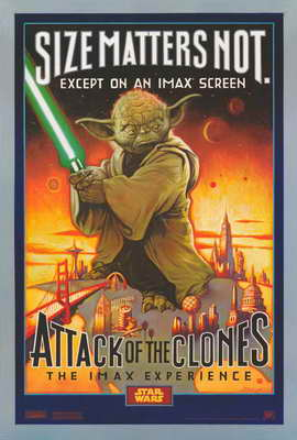 Star Wars: Episode II-Attack of the Clones - 27 x 40 Movie Poster - Style A