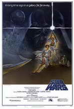 Star Wars - 27 x 40 Movie Poster - Style A