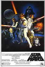 Star Wars - 27 x 40 Movie Poster - Style B