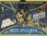 Star Wars - 27 x 40 Movie Poster - Style I