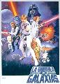 Star Wars - 27 x 40 Movie Poster - Spanish Style A
