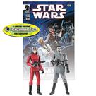 Star Wars - EE Exclusive Figures Baron Fel and Ysanne Isard