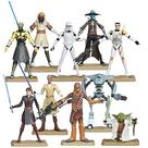 Star Wars - Clone Wars 2012 Action Figures Wave 1
