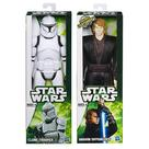 Star Wars - 12-Inch Action Figures Wave 1 Set