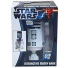Star Wars - R2-D2 Interactive Money Bank