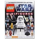 Star Wars - LEGO Minifigure Ultimate Sticker Collection Book