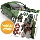Star Wars - Boba Fett FanWraps Car Decal