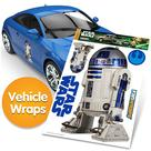Star Wars - R2-D2 FanWraps Car Decal