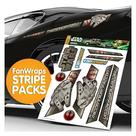 Star Wars - Millennium Falcon FanWraps Car Decal