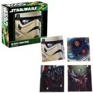Star Wars - Glass Coasters Set 4-Pack